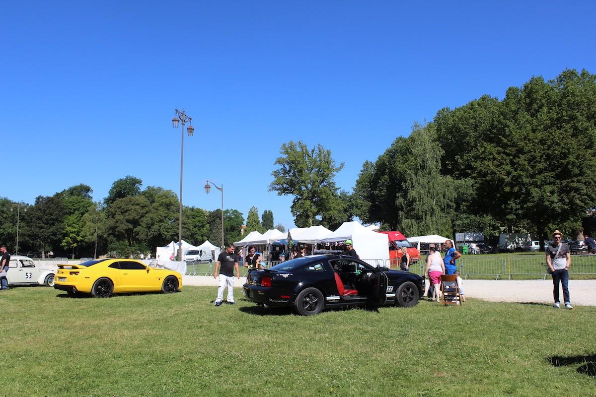 Rencontre europeenne des voitures stars de cinema 2018