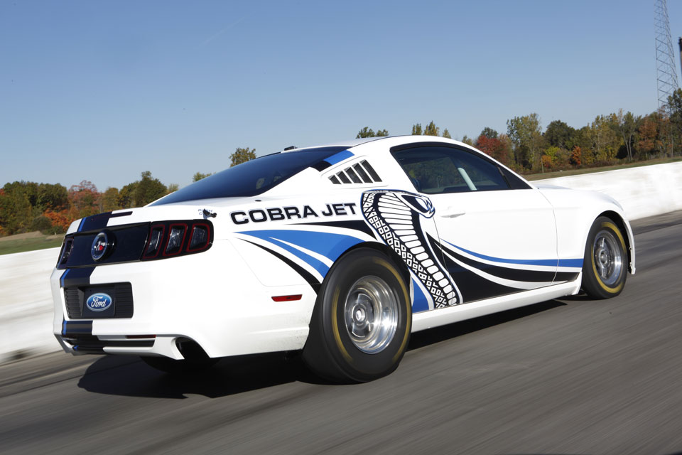 Mustang Cobra Jet 8