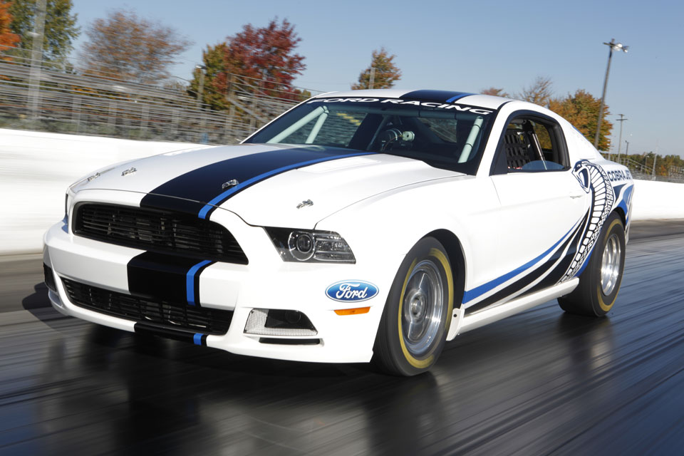 Mustang Cobra 9