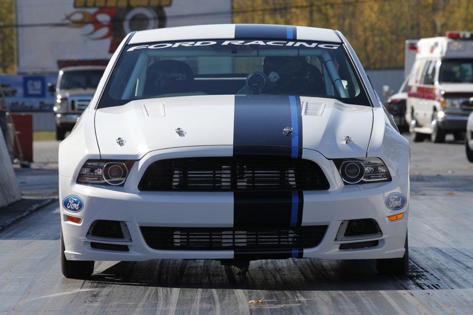Mustang Cobra 13