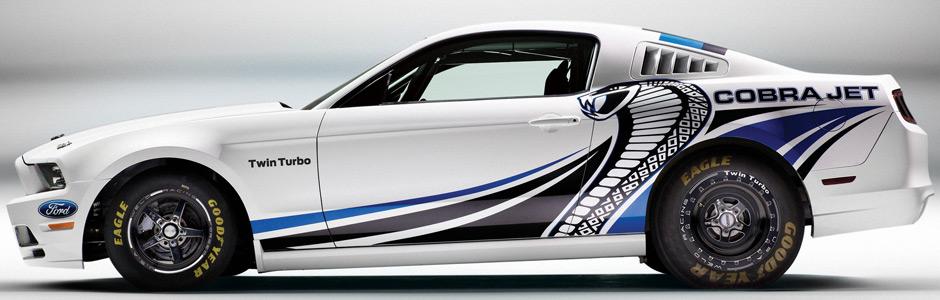 Mustang Cobra 17
