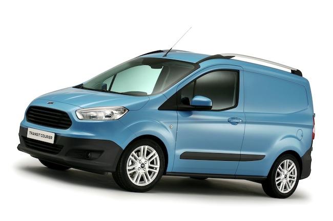 Ford Transit Courrier 2013 | Ovale Bleu