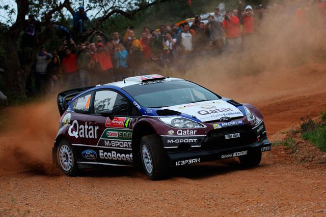 Rallye d'argentine 2013