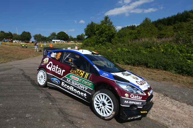 Rallye d'allemagne 2013