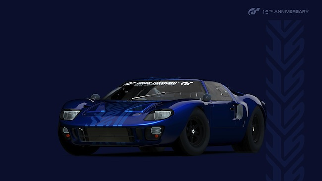 gran turismo 6 date de sortie et des ford ovale bleu. Black Bedroom Furniture Sets. Home Design Ideas