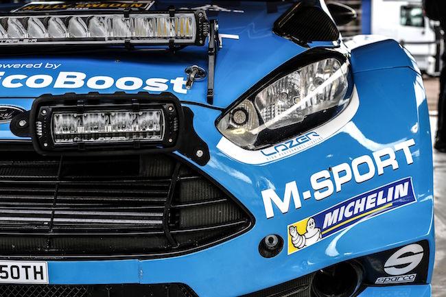 M Sport Annonce Un Nouveau Partenariat Avec Lazer Lamps