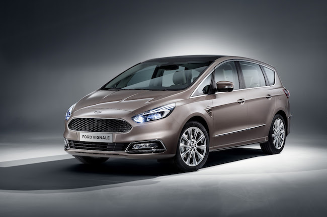 le ford s max vignale disponible partir de 45 700 euros ovale bleu. Black Bedroom Furniture Sets. Home Design Ideas