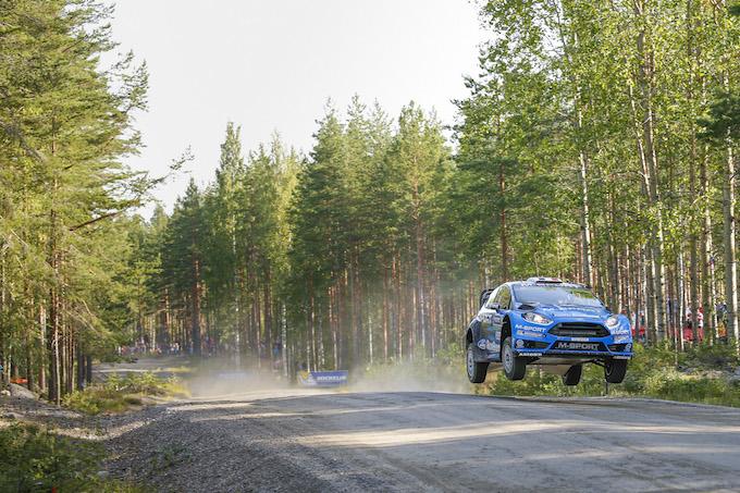 2016 FIA World Rally Championship / Round 08, Rally Finland 2016 / July 28-31, 2016 // Worldwide Copyright: M-Sport/McKlein