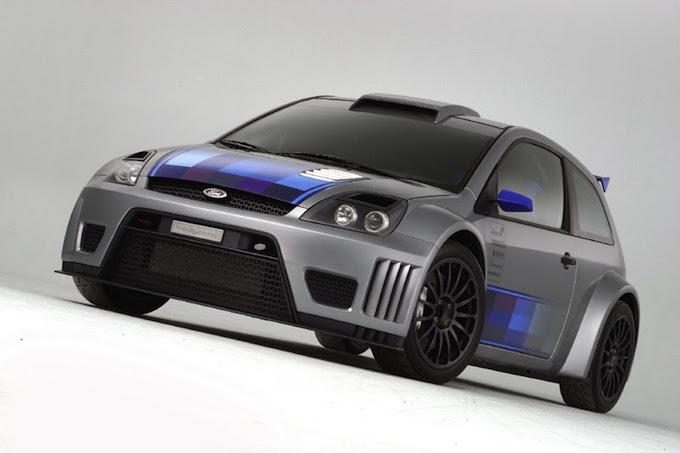 10: Fiesta Rallye Concept