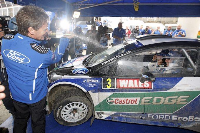 2012 Wales Rally GB