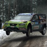 2008 Swedish Rally