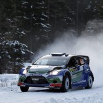 2012 Rally Sweden