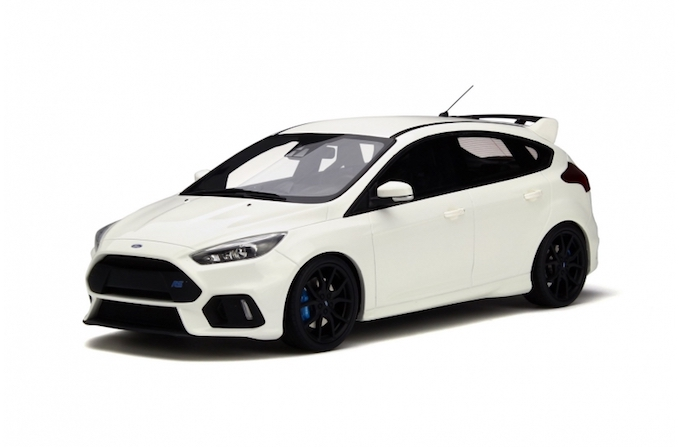 une nouvelle ford focus rs 1 18 me chez ottomobile ovale bleu. Black Bedroom Furniture Sets. Home Design Ideas