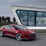 Ford Evos Concept (2011)