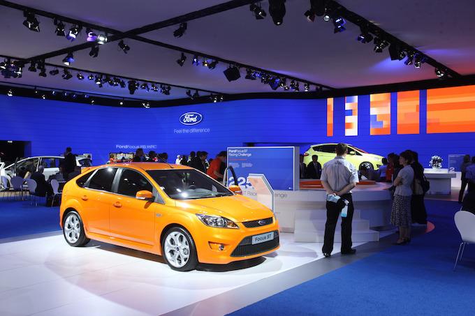 Ford au Salon de l'Automobile de Francfort 2009