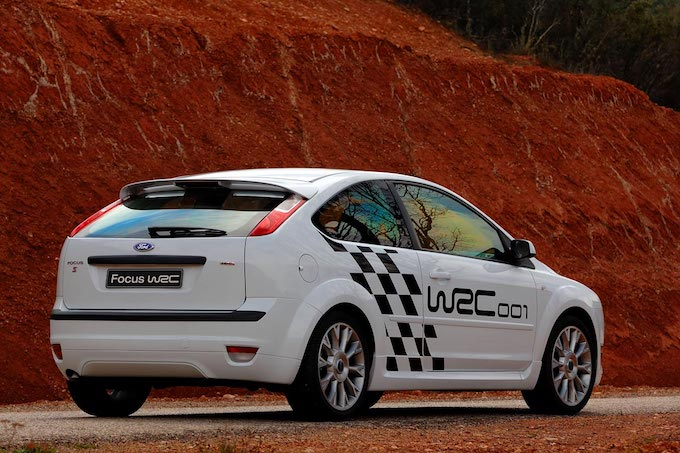 Ford Focus WRC-S (2007)