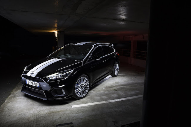 Ford Focus RS 50th Anniversary (2016)