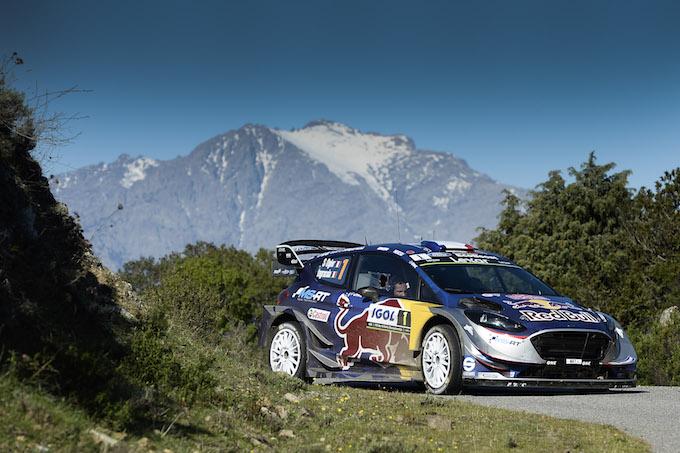 FIA WORLD RALLY CHAMPIONSHIP 2017 - WRC TOUR DE CORSE