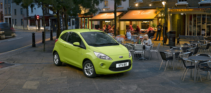 Ford Ka (2008)
