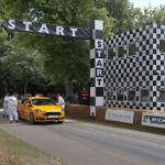 Ford au Goodwood Festival of speed 2014
