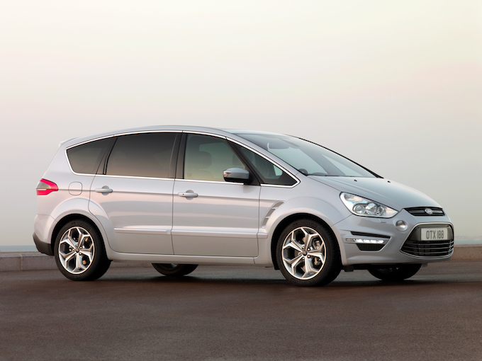 Ford S-Max et Galaxy (2010)