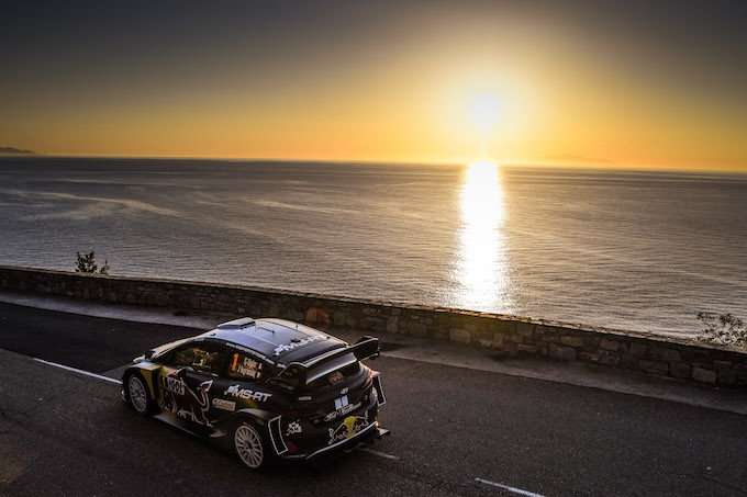 FIA WORLD RALLY CHAMPIONSHIP Tour de Corse