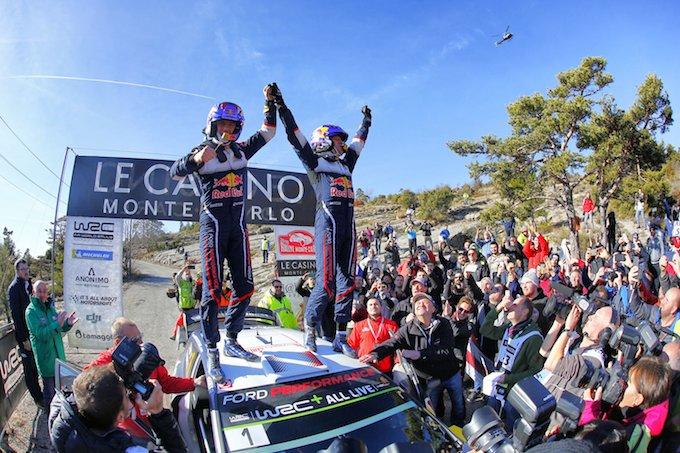 FIA WORLD RALLY CHAMPIONSHIP MONTE CARLO